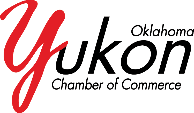 Yukon Oklahoma Chamber of Commerce Logo