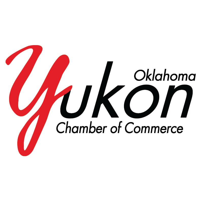 Yukon Oklahoma Chamber of Commerce Logo