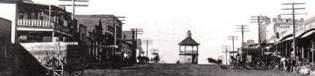 Yukon Main Street 1900