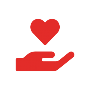 New Charity Membership icon